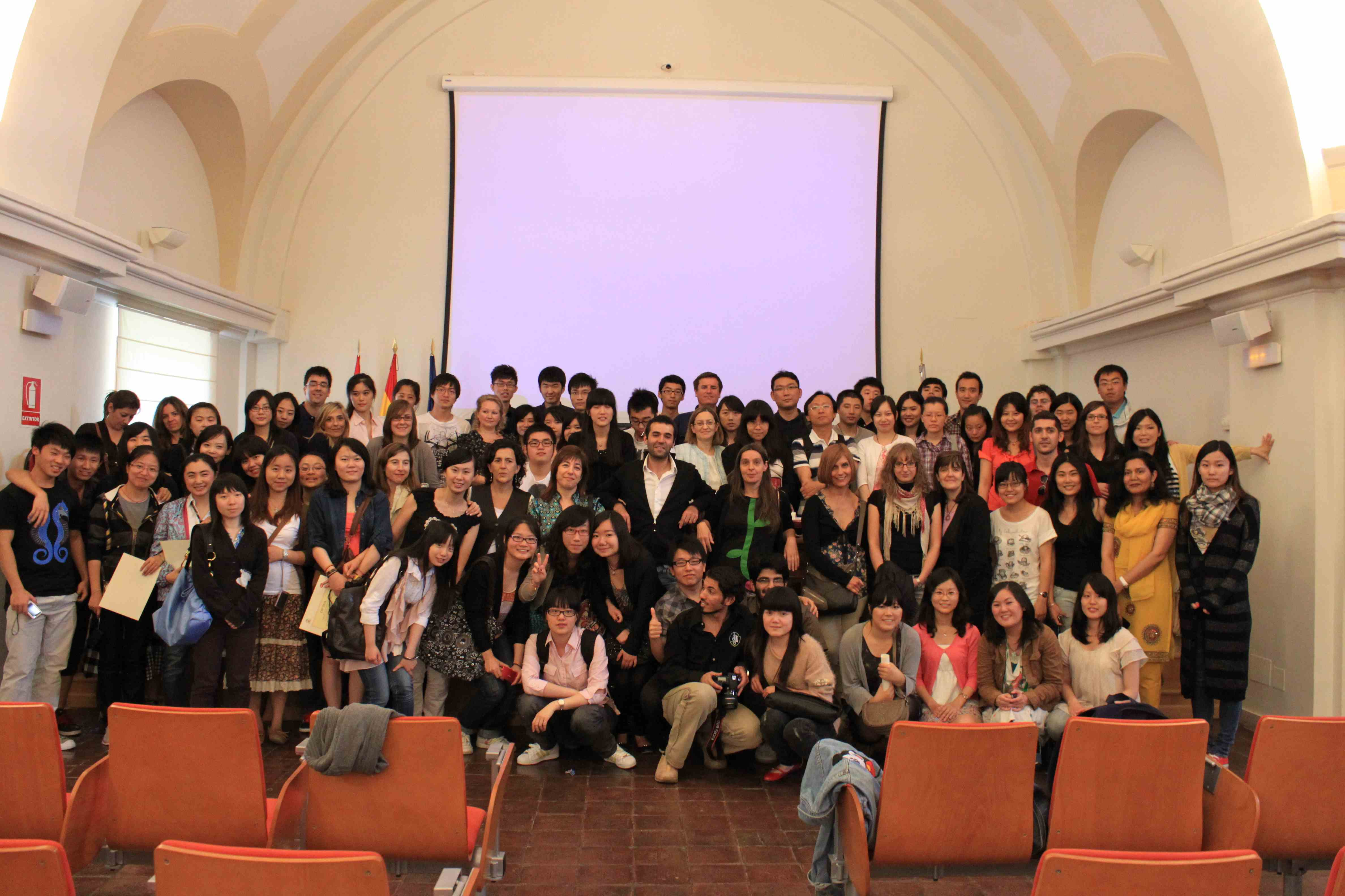 Closing Ceremony (Spring 2011)