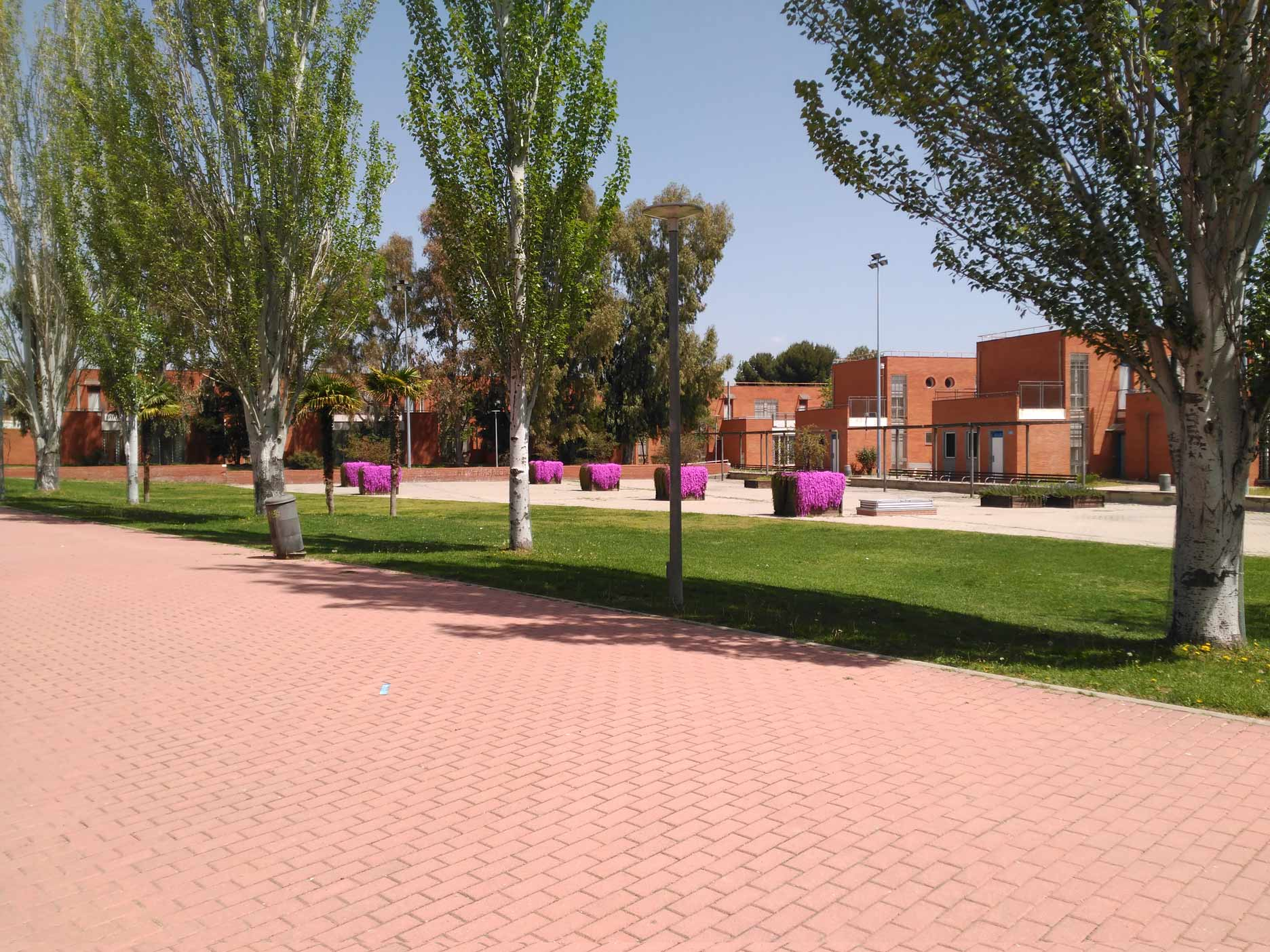 Campus Village UAH